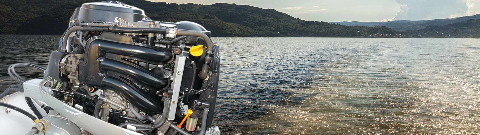 outboard motor repairs and servicing